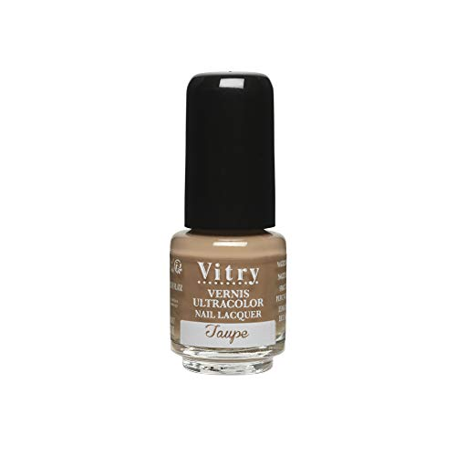Vitry - Mini Vernis 4ml Vitry - 16 Taupe
