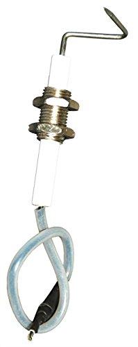 Music City Metals 6601 Électrode en Plastique pour Les Grills à gaz de la Marque Jamie Oliver et Sahara - Blanc