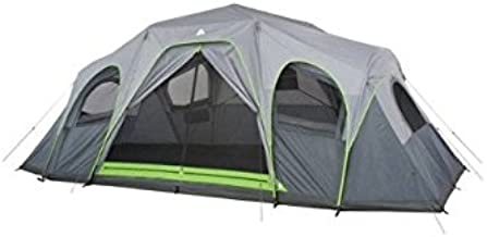 Ozark Trail 20' x 10' Hybrid Instant Cabin Tent, Sleeps 12