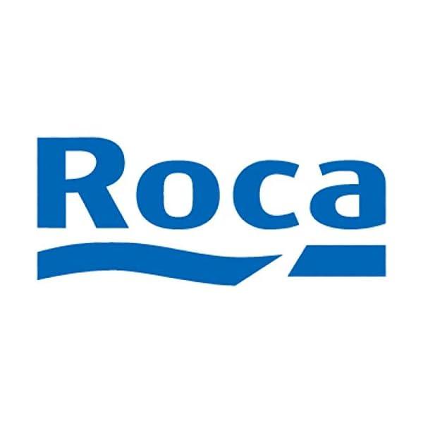 Roca Victoria A816681001 – Portavaso y vaso de pared