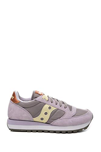 Saucony 1044 608 PURPLE/YELLOW Sneakers Donna 7½