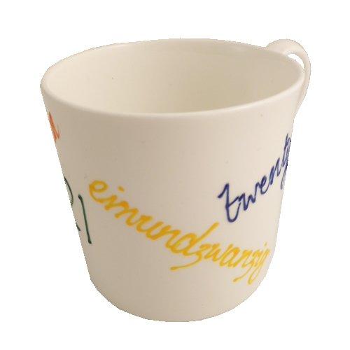 Cadeau de 21e anniversaire porcelaine fine anglaise (21st B'day China)