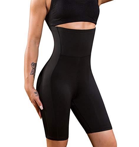 Chumian Women Body Shaper Butt Lifter Shapewear Slip Shorts High Waist...