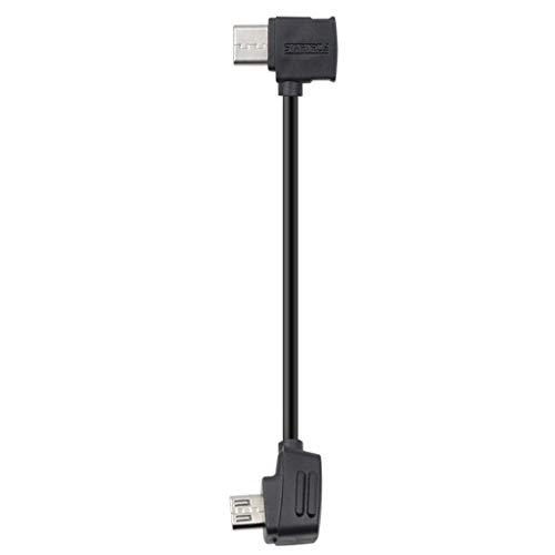 HSKB Cavo USB da Micro USB a tipo C per DJI Mavic Mini RC Drone FPV Remote Controller telecomando dati linea accessori (tipo C)
