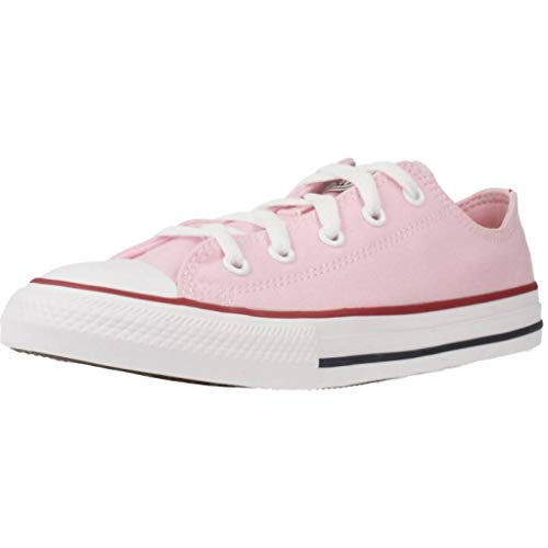 Converse Zapatillas Chuck Taylor All Star - OX para Niñas Cherry 28 EU