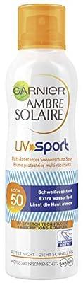Garnier Ambre Solaire UV