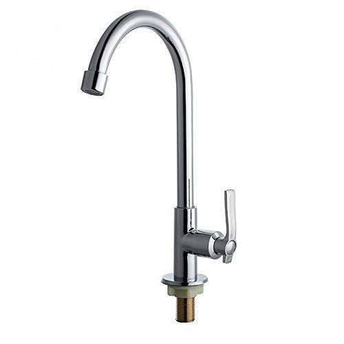pivotant à 360degrés Laiton robinet d'eau froide...