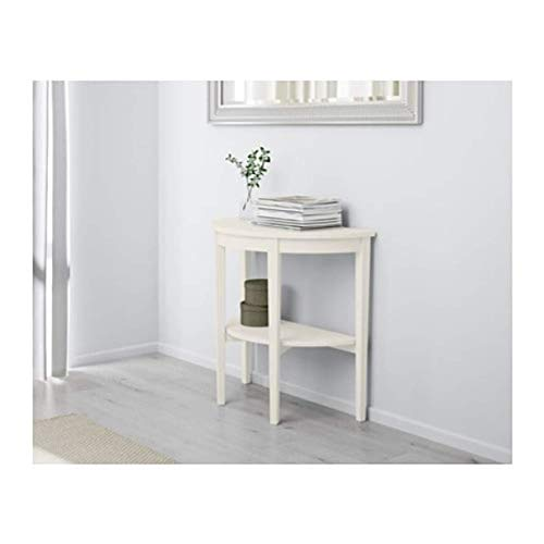 IKEA Arkelstorp Konsolentisch weiß 503.541.31 Größe 31 1/2 x 15 3/4 x 29 1/2 Zoll