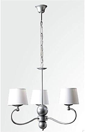 Amazon.es: lamparas forja techo - Lámparas de araña ...