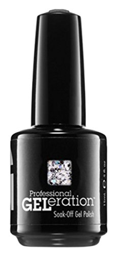 Jessica Geleration Autumn In NYC/Sparkle Collection 2014 Vernis à Ongles Gel UV/LED Mirror Mirror 15 ml