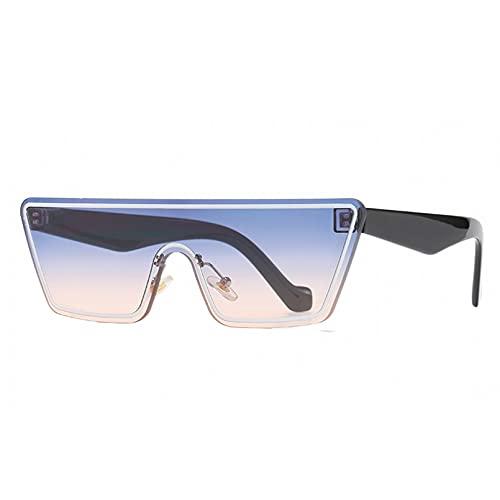 LUOXUEFEI Gafas De Sol Gafas De Sol Mujer Gafas De Sol Negras Gafas Femeninas