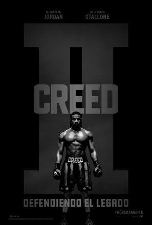 Import Posters Creed 2 – Sylvester Stallone – Mexican Movie Wall Print - 30CM X 43CM Brand New
