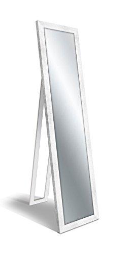 Lupia Specchio da Terra Floor Mirror 40X160 cm Boston Shabby White