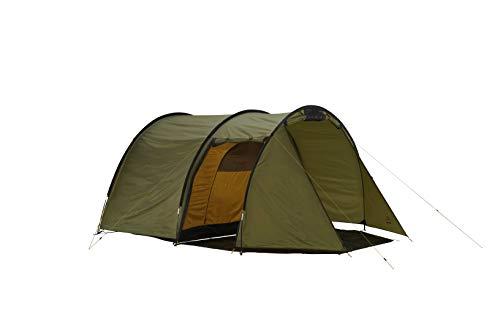 Grand Canyon ROBSON 4 - tente tunnel pour 4 personnes | ultra-légère, étanche, petit format | tente pour le trekking, le camping, l'extérieur | Capulet Olive (Vert)