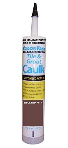Colored Caulk
