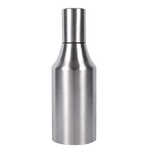 Pot d'huile, pratique 304 en acier inoxydable Pot d'huile peut Drizzling Distributeur de vinaigre Fournitures de cuisine(1000ML)