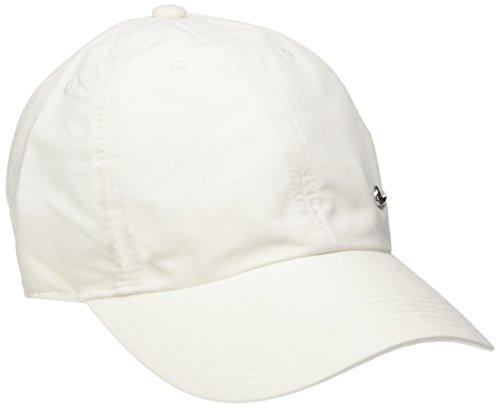Nike, Cappello Unisex, Bianco/Argento, Taglia Unica