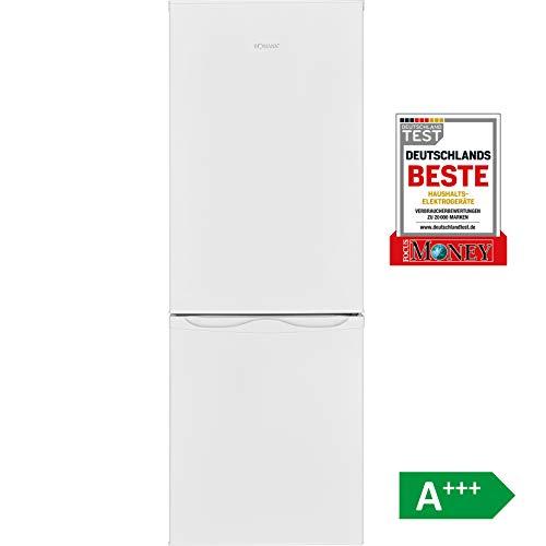 Bomann KG 322 – A+++ Kühl-Gefrier-Kombi für kleinere Haushalte
