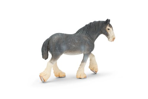 SCHLEICH 13291 - Pferde, Clydesdale Stute
