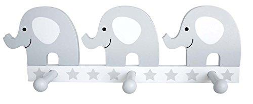JaBaDaBaDo R16021 Aufhänger Elefant, Grau