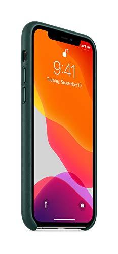 Apple(アップル)『iPhone11Proレザーケース-フォレストグリーン』