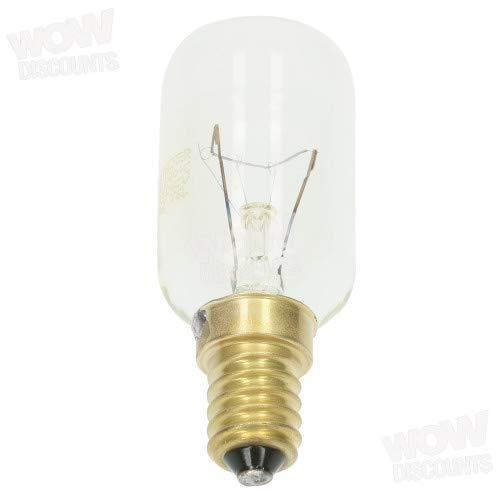 AEG 40W hitzebeständig Ofen Lampe Leuchtmittel