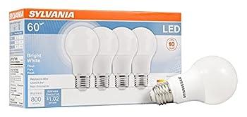 LEDVANCE 79704 Led Household Light Bulbs 4 Pack Soft White