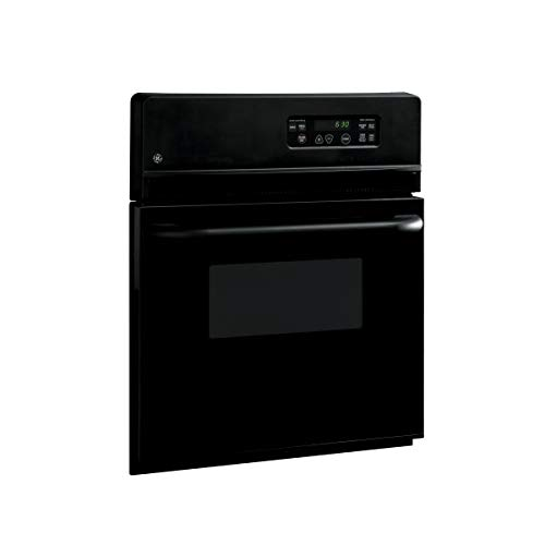GE 24 In. Black Electric Single Wall Oven - JRS06SKSS