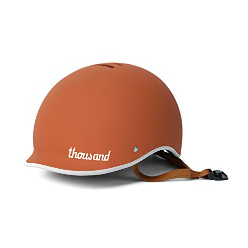 Thousand Adult Bike Helmet - Heritage Collection - Terra Cotta, Small