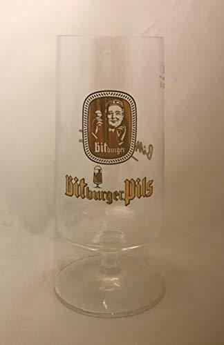 Bitburger Gläser 0,2l / Bitte EIN Bit/Pils Glas / 6er Set
