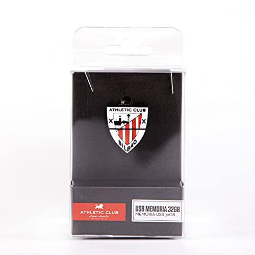 ATHLETIC CLUB DE BILBAO Pendrive 32 GB Forma Escudo