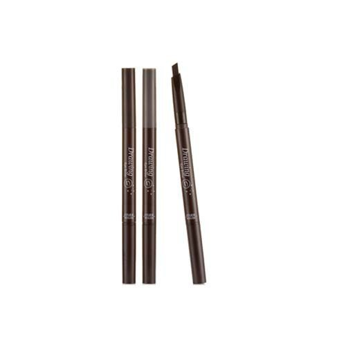[Etude House] Drawing Eye Brow Pencil x 3PCS #03 Brown