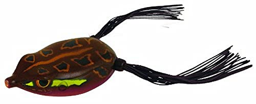 Spro Bronzeye Frog 65 Bait-Pack of 1, Natural Red