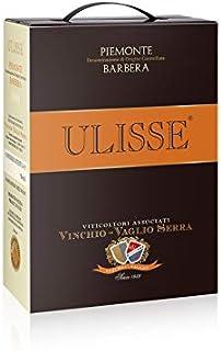 """Vinchio Vaglio Serra - Bag In Box 3 lt. Piemonte DOC Barbera""""Ulisse"""""""