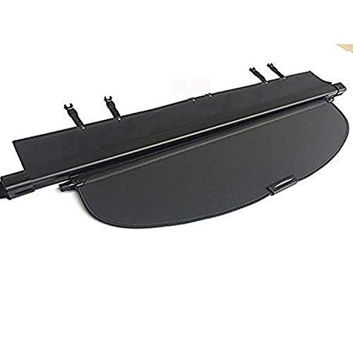 MISSLYY Car Retractable Rear Trunk Parcel Shelf for Subaru Outback 2015-2019, Trunk Curtain Screen Shade Cover Rear Trunk Cargo Racks Security Shield Partition Cover Accessories