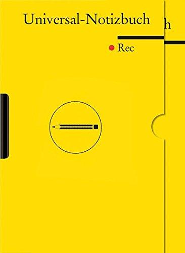 Reclams Universal-Notizbuch: Blanko
