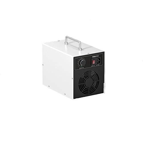 SHIJIANX Generador De Ozono Comercial 3000 MG Purificador De Aire Industrial O3 Esterilizador Desodorizante Negro