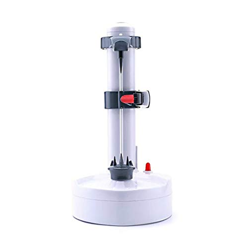 Pelador eléctrico Geneic multifunción para frutas y verduras Pelador automático de acero...