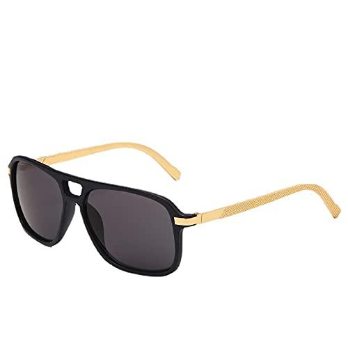 JINZUN Trendy Sonnenbrille Fashion Catwalk Sonnenbrille Anti-UV Sonnenschutz Spiegel Unisex C1