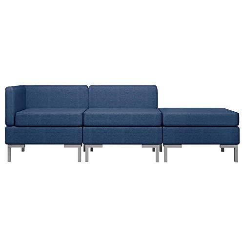 OZLXKNC Sofa Set 3 Stück Conjunction Schlafsofa Möbel Ecksofas für Wohnzimmer Schlafzimmer Stoff Couch