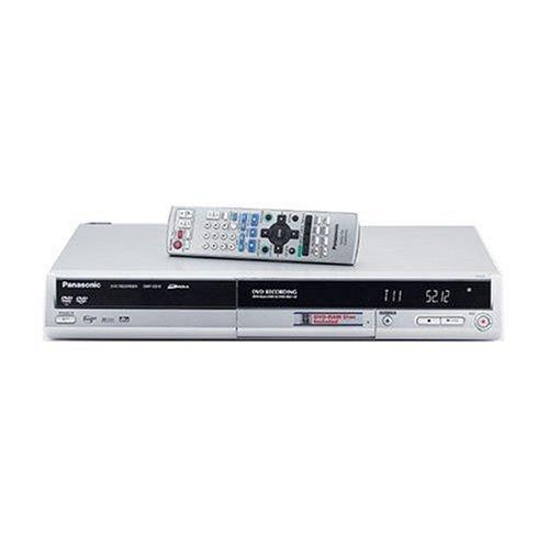 Remanufactured Panasonic DMR-ES20S DVD Recorder Silver