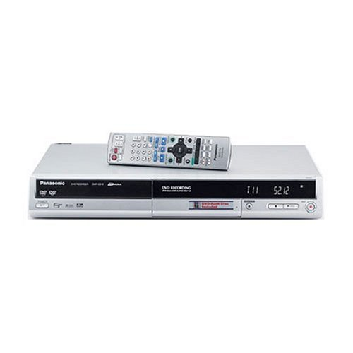 Review Of Remanufactured Panasonic DMR-ES20S DVD Recorder Silver