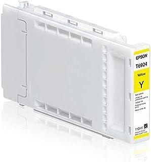 Epson T6924 110 ml UltraChrome XD Original Ink Cartridge - Yellow