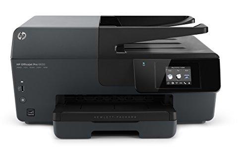 HP Officejet Pro 6830 - Impresora multifunción de tinta - B/N 29 PPM, color 24 PPM