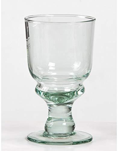 Vidrios de Levante Copa Artesanal Agua 270ML Simon - 6 Unidades