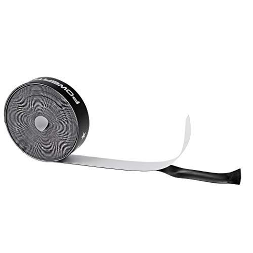Tenlacum Cinta de esponja para protección de bordes de raqueta de tenis, accesorios de tenis de mesa, protege tu marco de raqueta de arañazos y arañazos en el suelo.