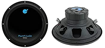 Planet Audio AC12D 12-Inch 3600W Subwoofers  Pair