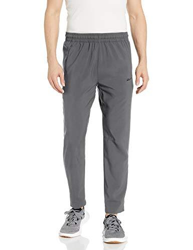 Reebok Trainingshose für Herren, gewebt, kaltgrau, Größe XL