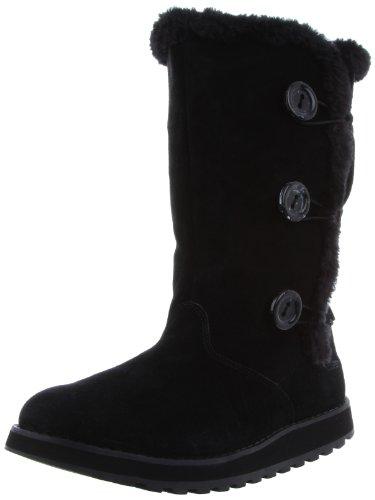 Hot Sale Skechers Women's Keepsakes-Canoodle Boot,Black,8 M US
