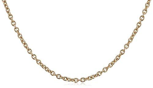 Pandora Damen-Halskette 14 Karat (585) Gelbgold Pandora, Damen, Halskette ohne Anhänger, 550110-42 550110-42
